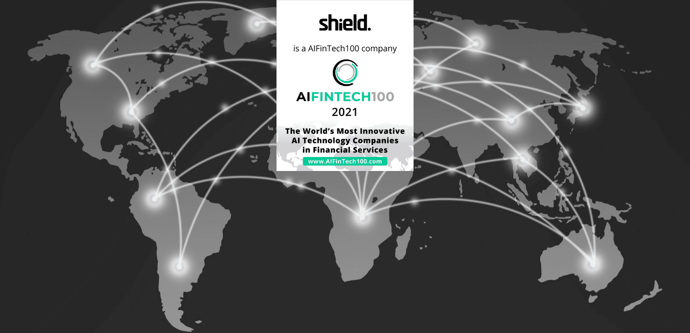 Shield Named to Illustrious AIFintech 100
